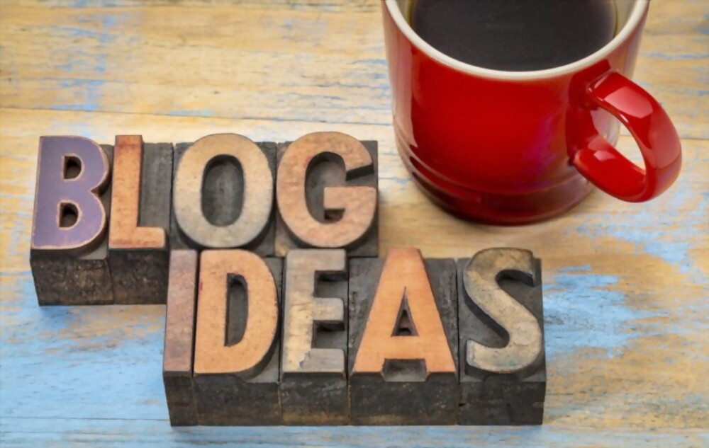 Blog Topic Ideas for Real Estate Investors