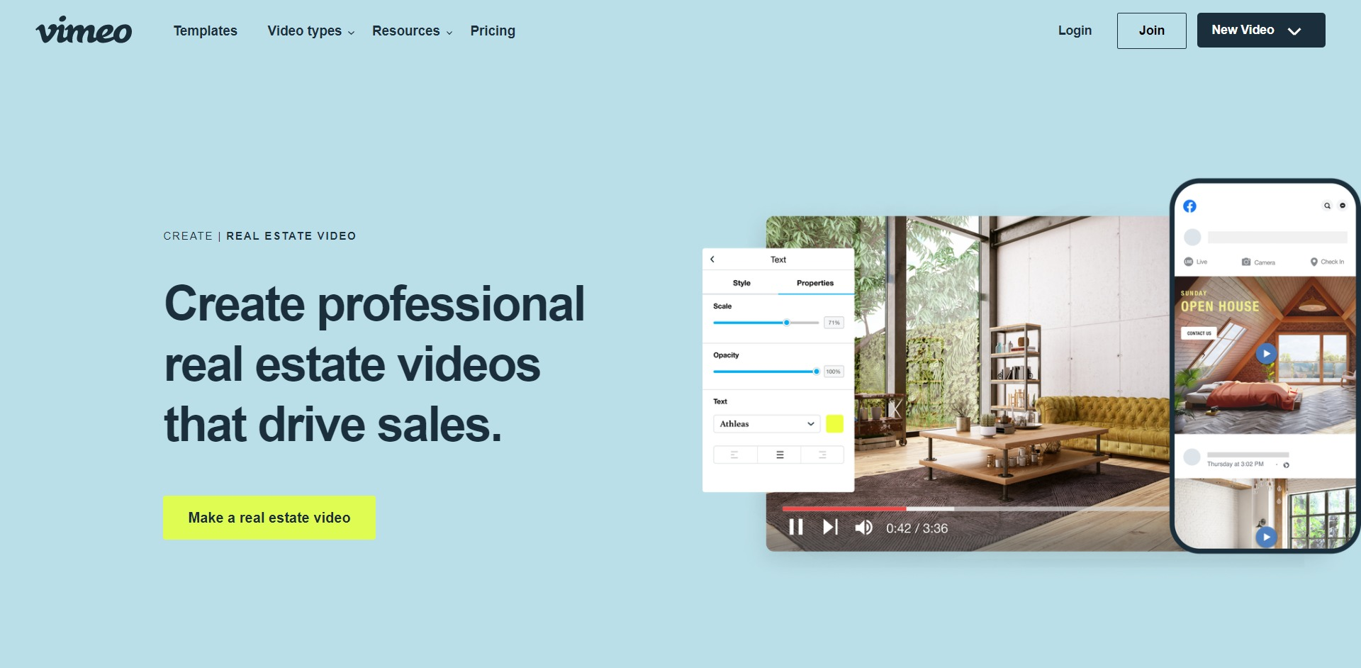 The best Video Marketing Software for Real Estate Investors